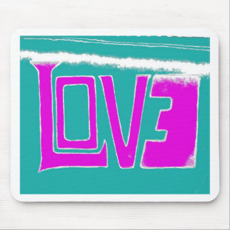 """""""LOVE"""" MOUSE PAD"""
