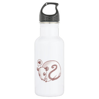 Love Mouse Stainless Steel Water Bottle