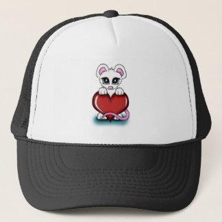 Love Mouse Trucker Hat