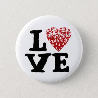 LOVE Movement Button | Fenkrais Heart Figures