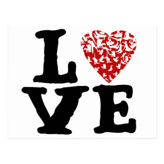 Love Movement Postcard | Fully Editable