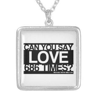 Love Much Christian Custom Jewelry
