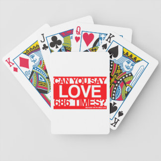 Love Much Christian Poker Deck