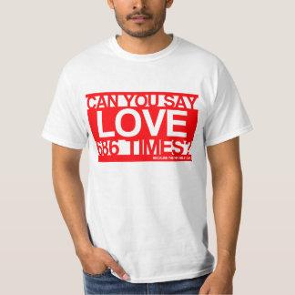 Love Much Christian T-Shirt