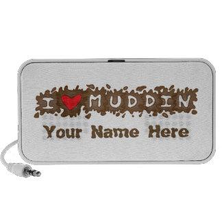 Love Muddin iPhone Speaker
