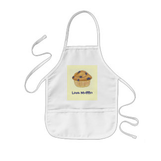 Love Muffin Kids' Apron