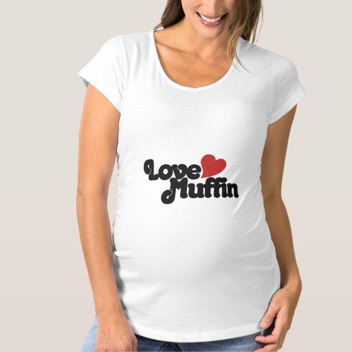 Love Muffin Maternity T-Shirt