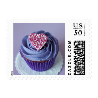 Love Muffin postage stamps