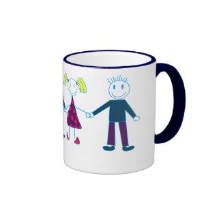 Love Ringer Coffee Mug