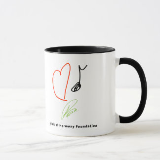 Love Music Coffee Mug