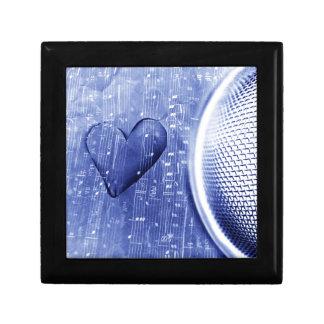 Love music gift box