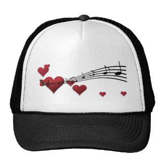 Love music hat