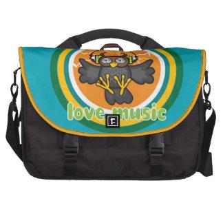 Love music commuter bags