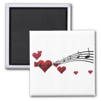 Love music magnet
