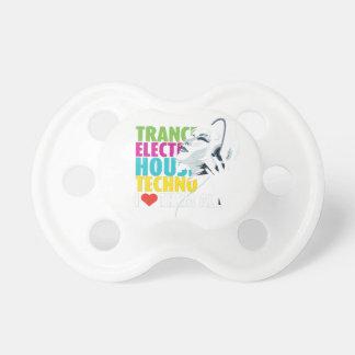 Love music BooginHead pacifier
