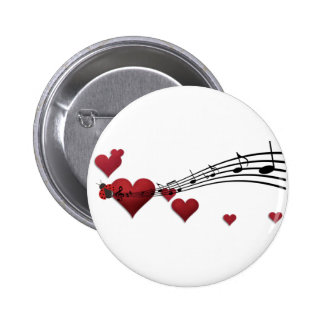 Love music pins