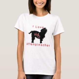 love my affenpinscher T-Shirt