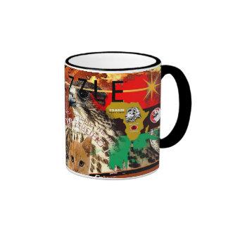 LOVE MY ANIMALS COFFEEE MUG