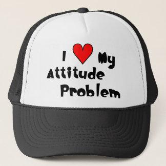 Love My Attitude Problem Cap