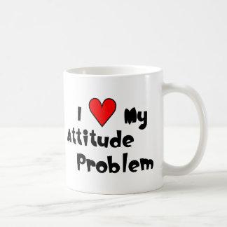 Love My Attitude Problem Coffee Mug