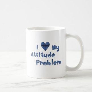 Love My Attitude Problem Mug