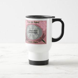 Love My Babci Daisies Polish Grandmother Mug