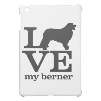 Love my Bernese Mountain Dog Case For The iPad Mini