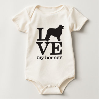 Love My Bernese Mountain Dog Creeper