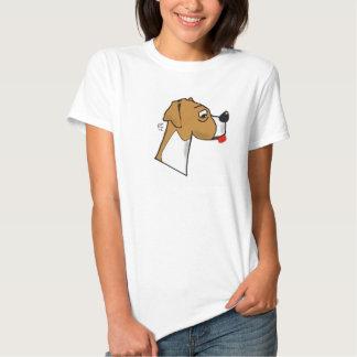 Love my Boxer Cartoon ric leonard Shirt