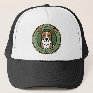 Love My Cardigan Corgi Trucker Hat