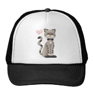 Love My Cat Trucker Hat