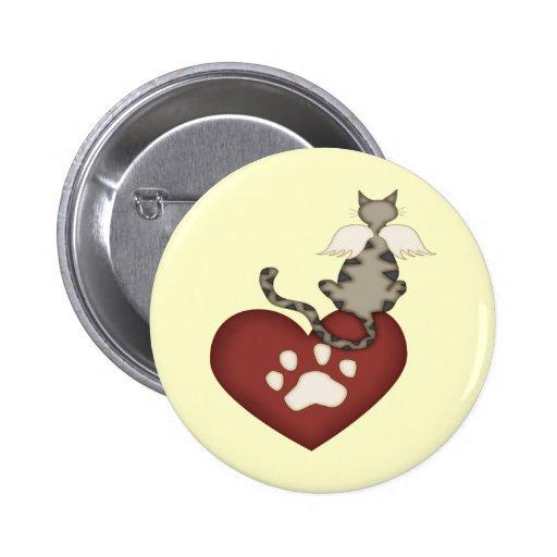 Love My Cat I Pins