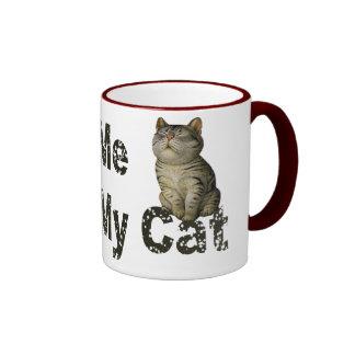 Love my Cat Coffee Mugs