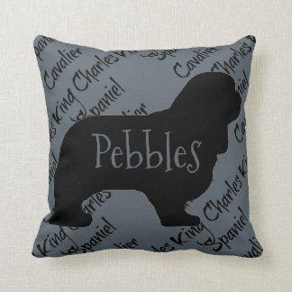 Love My Cavalier King Charles Spaniel Dog Pillow