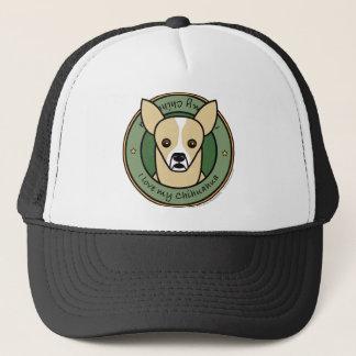 Love My Chihuahua Trucker Hat