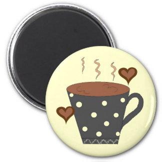 Love my Coffee... Magnet