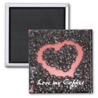 Love My Coffee Magnet