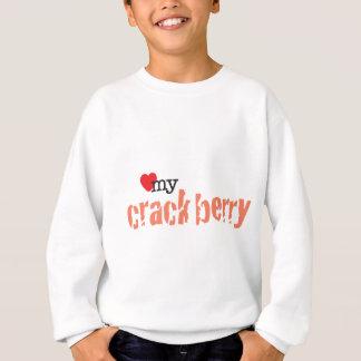 Love My Crackberry Sweatshirt