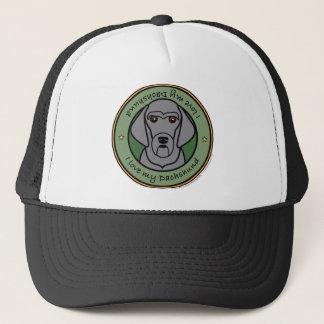 Love My Dachshund Trucker Hat