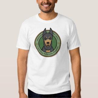 Love My Doberman Tee Shirt