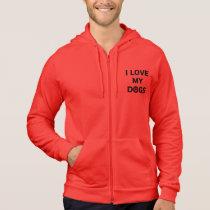 Love My Dogs (B) Hoodie