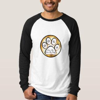 Love My Dogs Mens Shirt