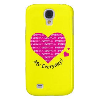 Love My Everyday Samsung Galaxy S4 Case