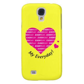 Love My Everyday Samsung S4 Case
