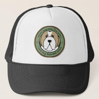 Love My Fawn Beardie Trucker Hat