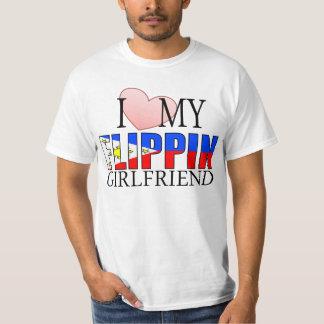 Love My Flippin Girlfriend (Filipina) Shirt