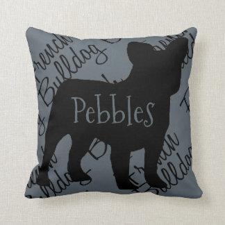 Love My French Bulldog Pillow