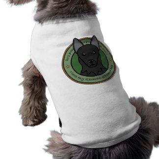 Love My German Shepherd Shirt