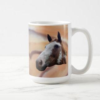 Love My Horses Classic White Coffee Mug