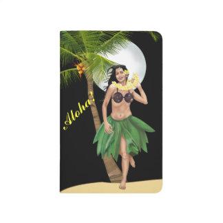 Love My Hula Girl Journal